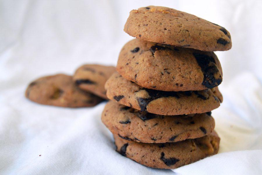 Čokoládové cookies - náhled