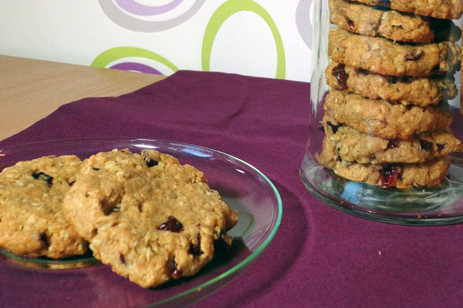 Sušenky ze špaldové mouky