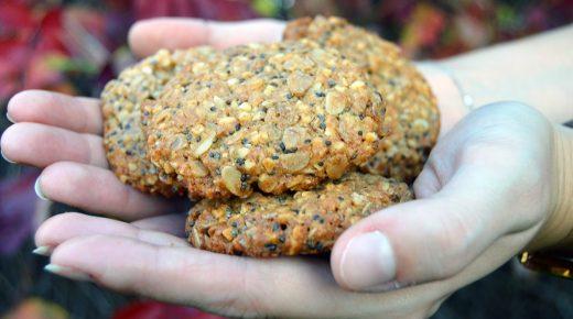 Celozrnné sušenky