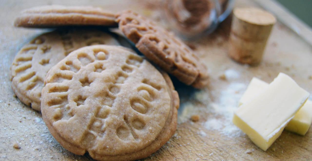 Máslové sušenky - recept