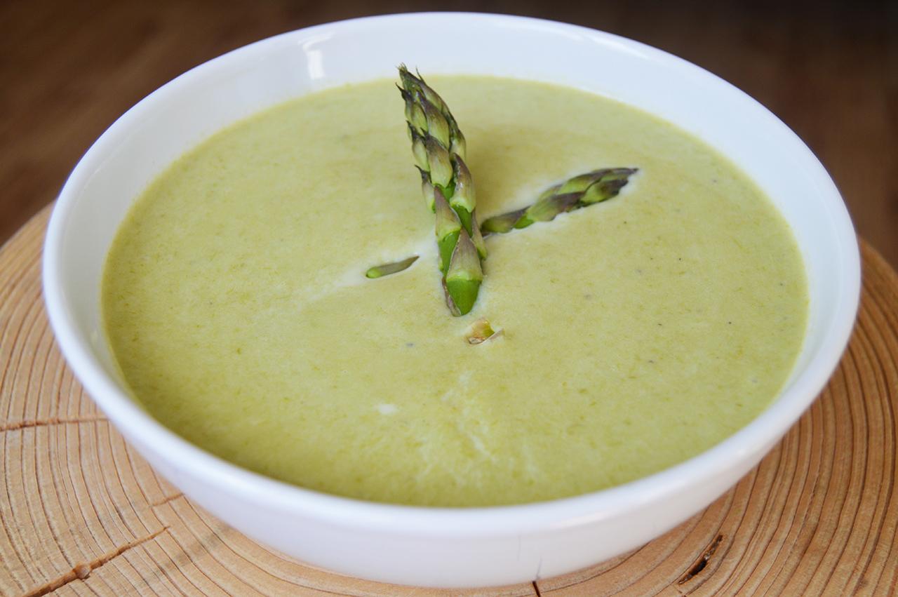 Recept chřestová polévka