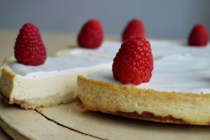 Fit cheesecake