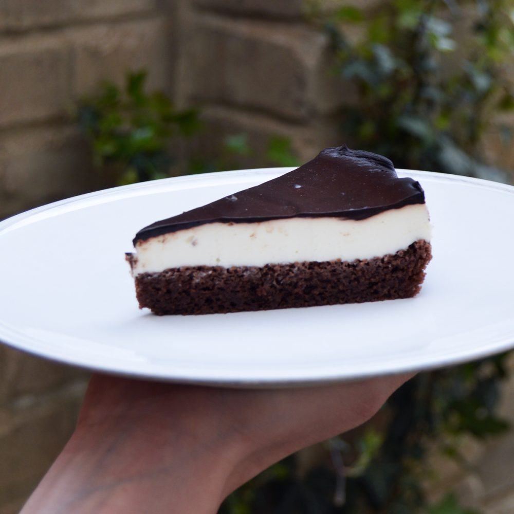 Míša dort