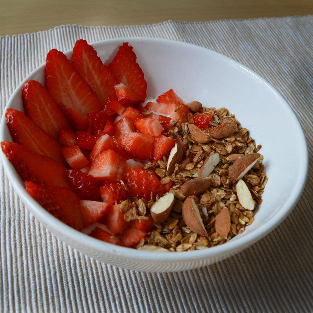 Granola - Recept